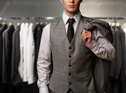 mens clothing manufacturing
